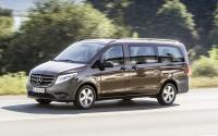 Mercedes Benz Tourer Pro 9 seats A/T