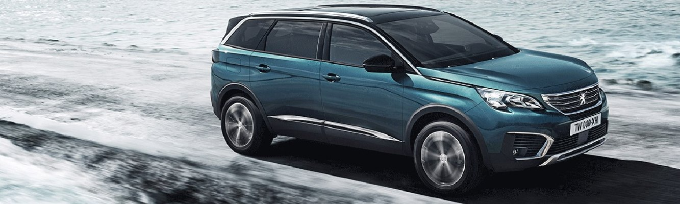 Peugeot 5008 Dreams come true