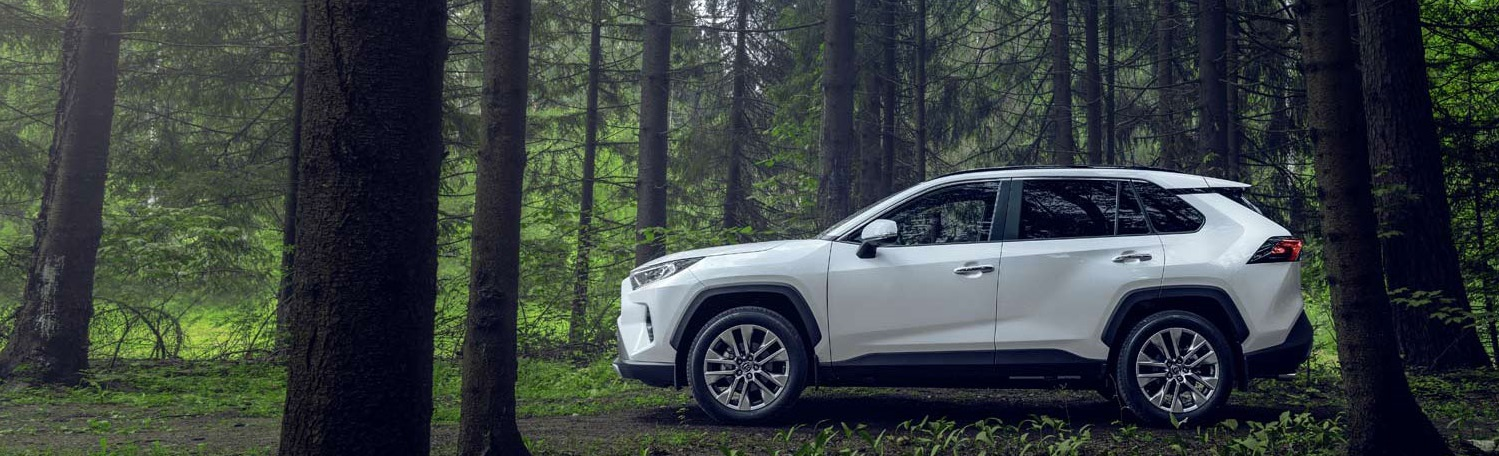 Toyota RAV4 Hybrid is here